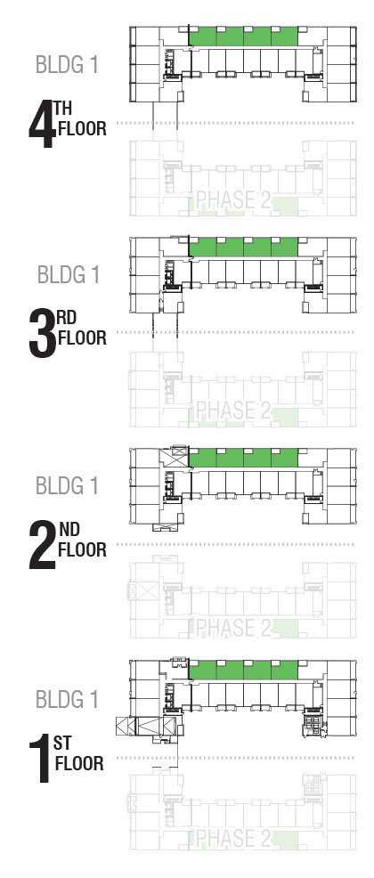 Esquire - B1 - Floor Availability