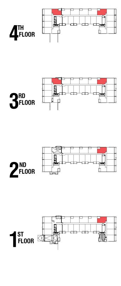 Esquire - B3 - Floor Availability