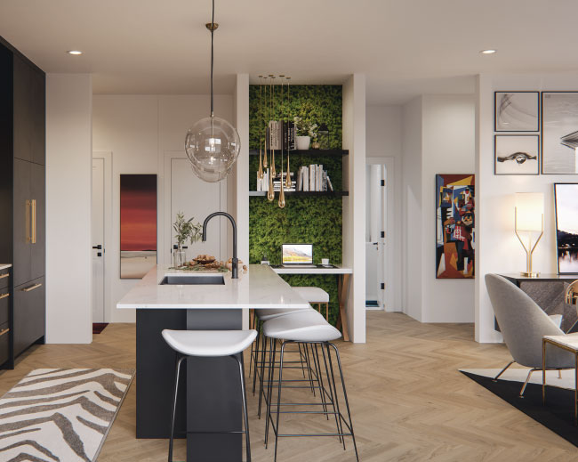 Welcome to Esquire - Condos in University District