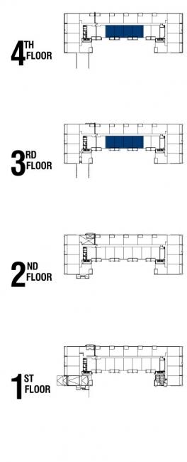 Esquire - C1 - Floor Availability