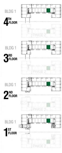 Esquire - C2 - Floor Availability