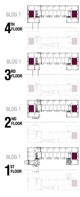 Esquire - C4 - Floor Availability