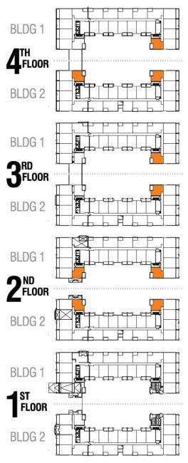 Esquire - A1 - Floor Availability