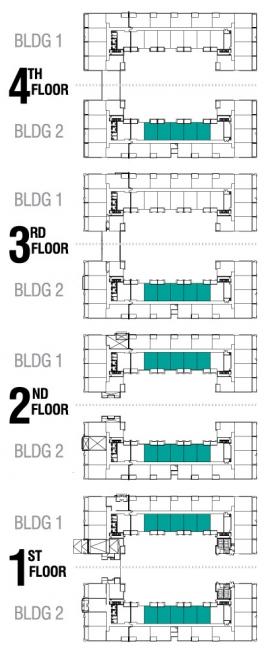 Esquire - A3 - Floor Availability
