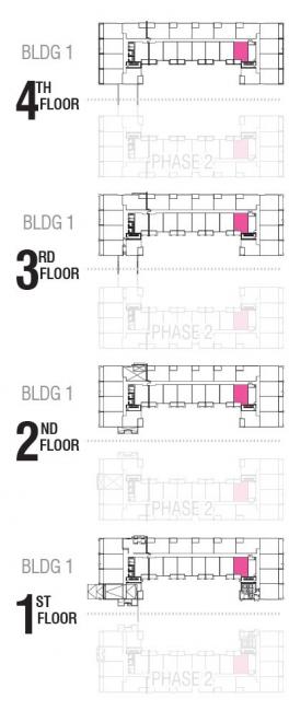 Esquire - A4 - Floor Availability