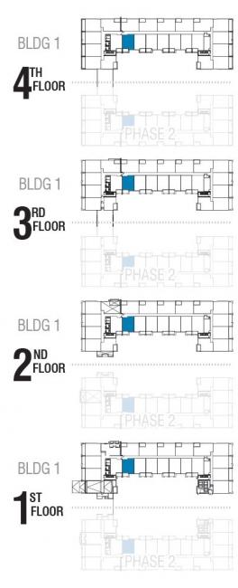 Esquire - A8 - Floor Availability