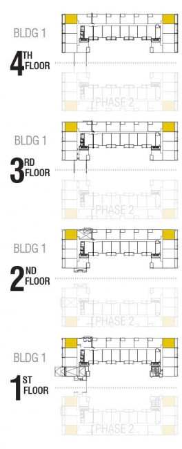 Esquire - B4 - Floor Availability